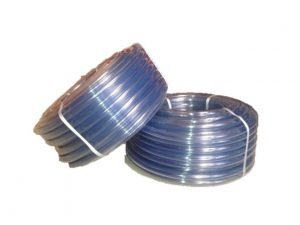 19mm Clear Water Hose - 50m