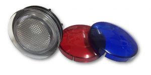 2.5 Rear Access Light Housing with Lenses