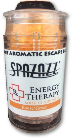 Spazazz Beads Energy Therapy (Boost) Aromatherapy 0.5oz/15ml
