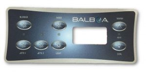 Balboa VL701S 2Pump and Blower Overlay