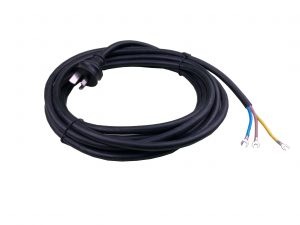 15amp Standard 3pin Power Cord C38
