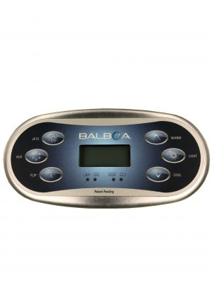 Balboa TP600 Touchpad and Overlay