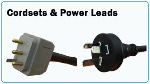 Cordset / Power Leads