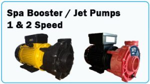 Spa Pool Booster Pump