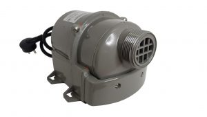 Balboa Quiet-Flo 1hp AMP Blower - No Union
