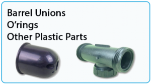 Plastic Parts and Unions