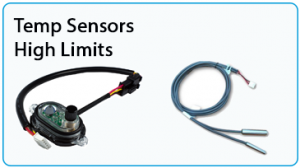 Temp Sensors / High limits