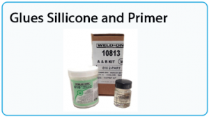Glues Silicone and Primer