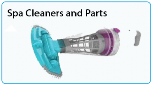 Spa Cleaners and Parts