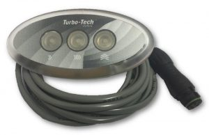 Turbo-Tech Wave Touch Pad
