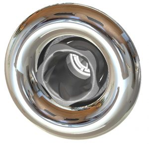 Extreme Spa Jet - Stainless Steel
