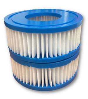 040 x 105 Lay-Z-Spa Replacement Cartridge Size VI (Pair)