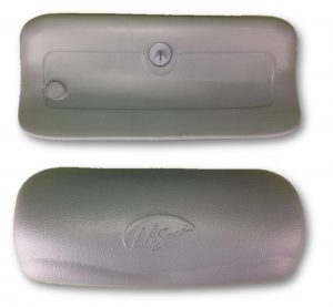 LA Spas Wall Headrest Spa Pillow with Logo