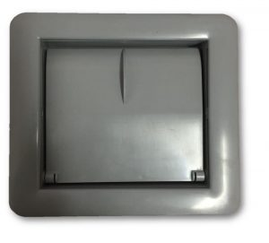 Spa-Quip Series 1000 Skimmer Face Assembly