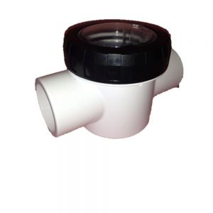 Spa-Quip 40mm Water Check Valve