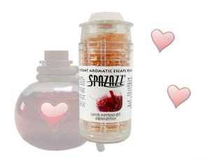 Spazazz Beads Love Potion #9 (Seduction) Aromatherapy 0.5oz/15ml