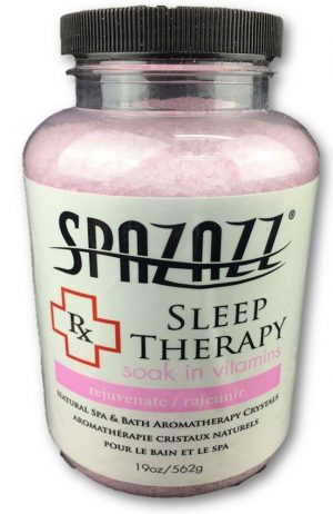 Spazazz Crystals RX Sleep Therapy (Rejuvenate) 19oz/562g