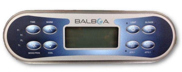 Balboa ML700 Touch Pad and Overlay