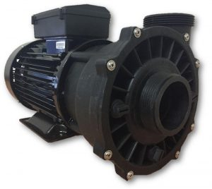 SpaNET XS30-2S 3.0hp 2Speed JetMaster Spa Pump