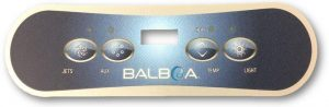 Balboa ML400 1 Pump Overlay