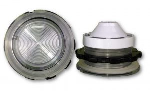 Balboa/Onga Classic Front and Rear Access Spa Light Housing