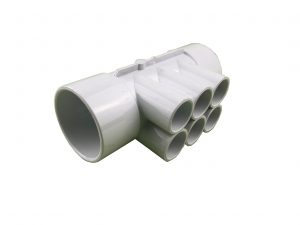 50mm 6 Port Socket Water Manifold