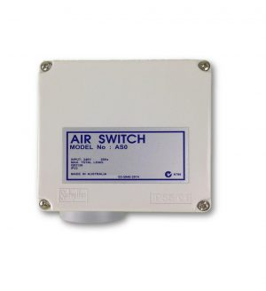 Single Outlet 10amp Air Switch Box