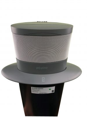 Pop Up Speaker