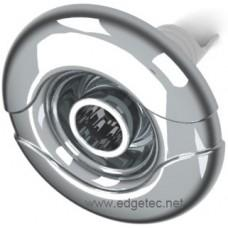 Edgetec Euro Jet Face & Venturi-Chrome