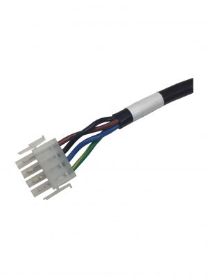 Two Speed AMP Cable - Non Molded