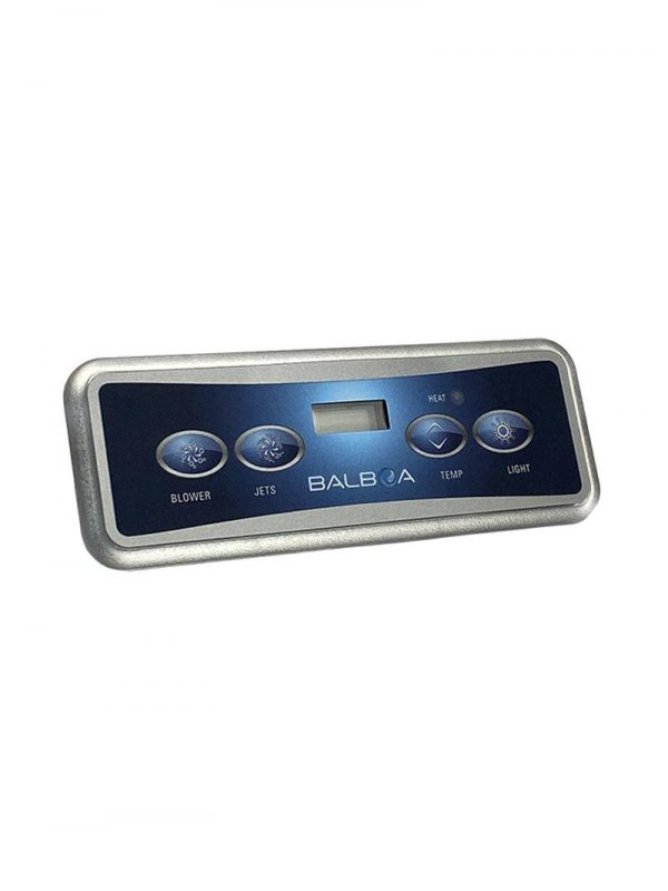 Balboa VL401 Touch Pad and 4 Button Overlay