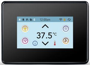 Balboa SpaTouch 2T SQ Touchscreen Touchpad