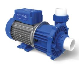 Spanet SmartFlo 1850w(2.5hp) Two Speed Pump