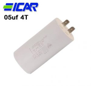 ICAR 05uf Capacitor Quick Connect