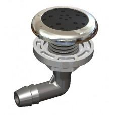 Edgetec Air Injector O2 -Graphite/Stainless