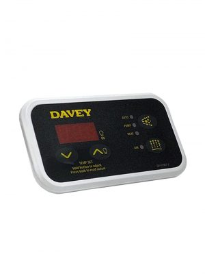 Davey SP400/500/601 Rectangular Touchpad and Overlay